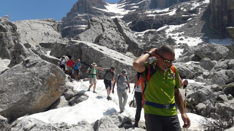 bolomiti di brenta trek guide alpine accompagnatori mountain friends pinzolo (1)
