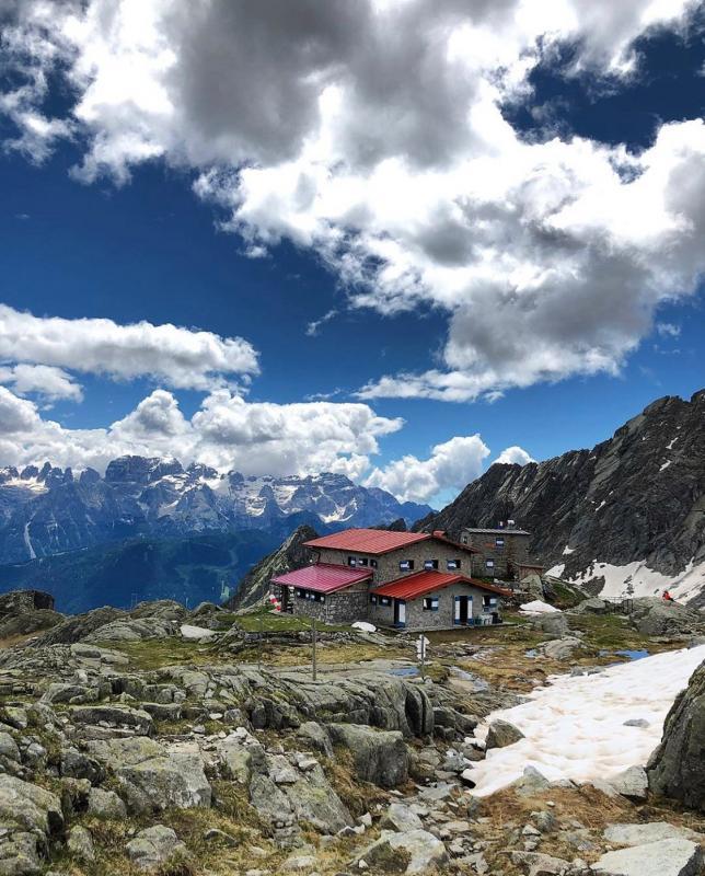 cena sotto le stelle guide alpine rifugio segantini (3)