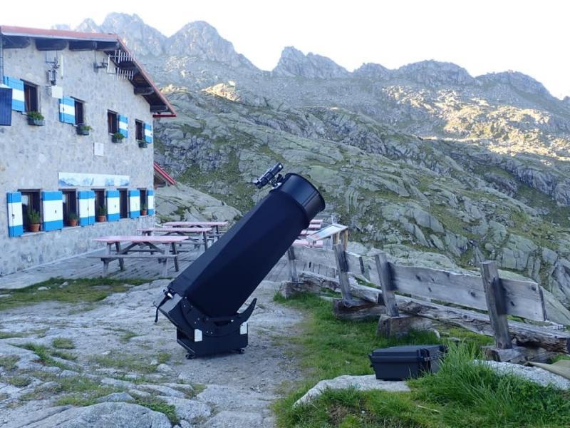 cena sotto le stelle guide alpine rifugio segantini (4)