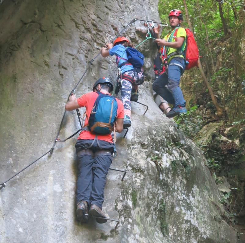 corso ferrate guide alpine mountain friends (1)