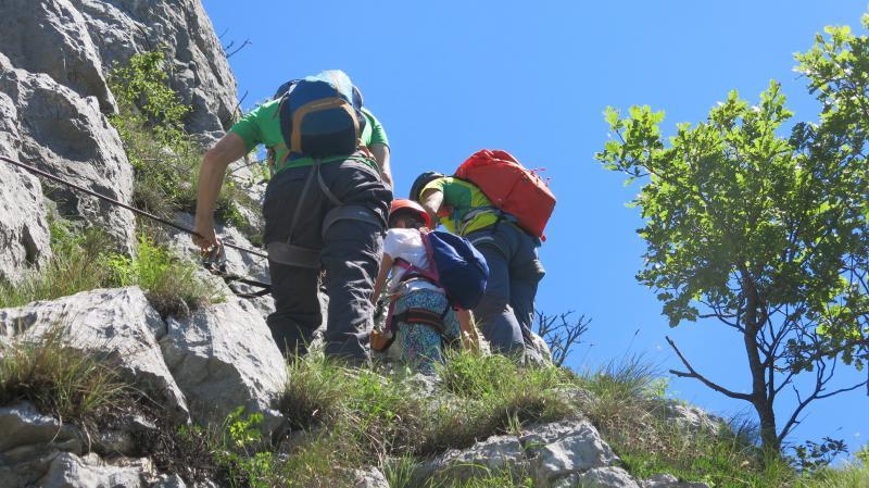 corso ferrate guide alpine mountain friends (4)