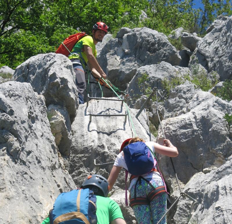 corso ferrate guide alpine mountain friends (5)