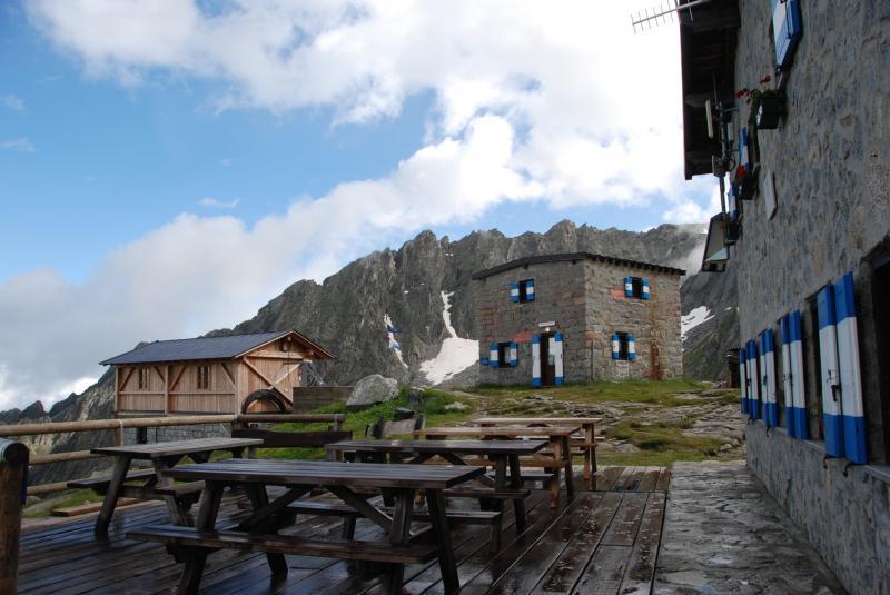 rifugio Segantini