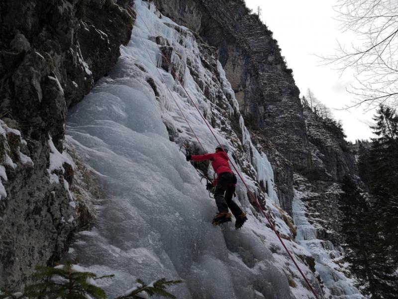arrampicata top rope