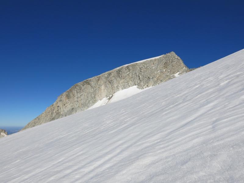 la cima Adamello