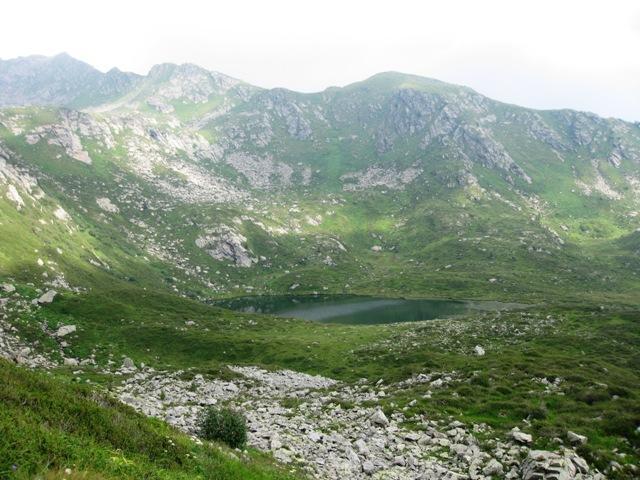 primo lago valbona