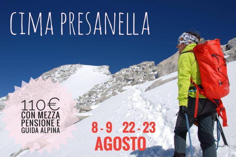 programma estate mountain friends guide alpine pinzolo madonna di campiglio