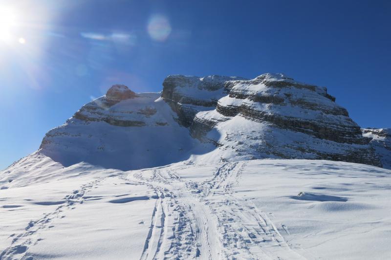 sci alpinismo cima roma (2)