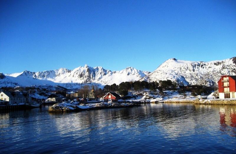 Scialpinismo Norvegia