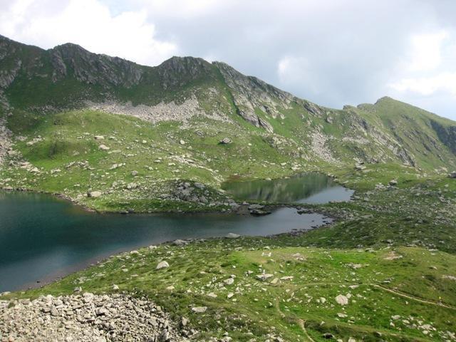 secondo e terzo lago valbona