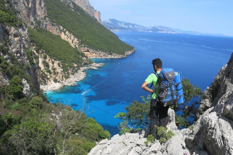 panorami del Selvaggio Blu