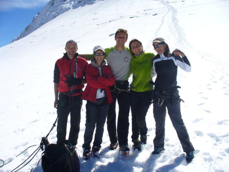 Ufficio Guide Monte Rosa : Guide alpine ed accompagnatori pinzolo madonna di campiglio val